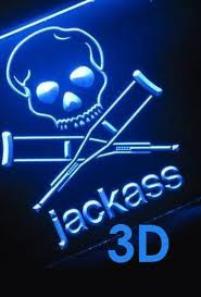 JackAss 3D Poster
